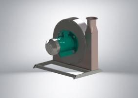 Вентилятор радиальный (мотор-улитка)