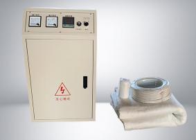 Система индукционного нагрева для гранулятора
