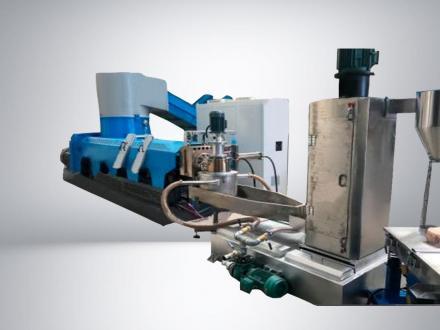 Линия грануляции с компактором LGK-100-MO