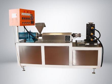 Лабораторный мини-экструдер плоскощелевой JYP-300