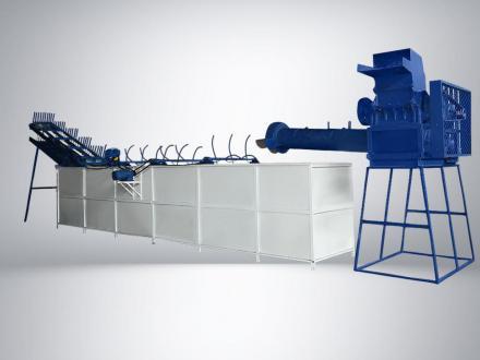 Ванна флотации МО-10-2,2