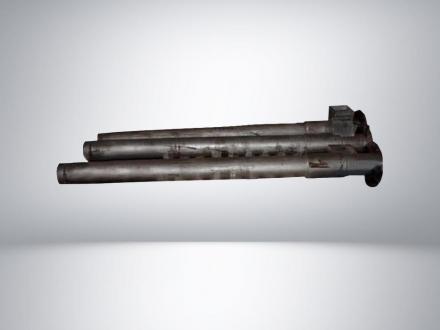 Шнековая пара для экструдера SP 150 S