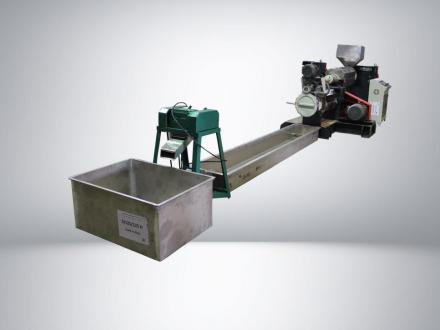 Линия грануляции твердых отходов SJ 125/125 H