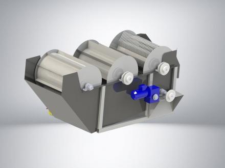 Ванна флотации для плавающих полимеров «Компактная»
