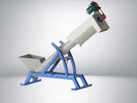 Центрифуга наклонная PZO-380-3500 CN