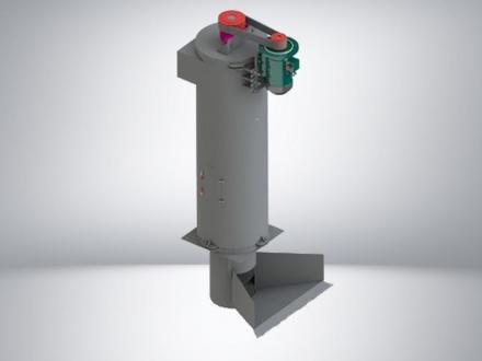 Вертикальная центрифуга PZO 630-CV