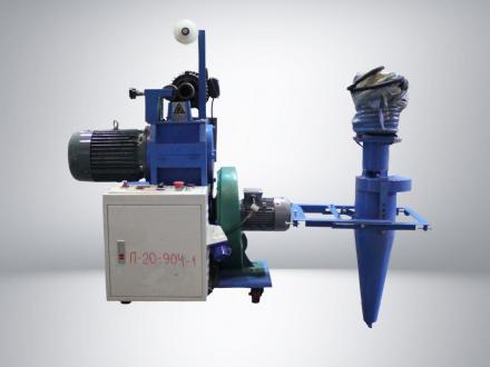 Система утилизации обрезной кромки BL160