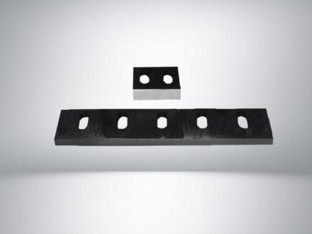 Комплект ножей для дробилки XFS-400